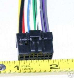 PIONEER DEH 5 6 16 15 1500 1650 P26 wire harness 03A