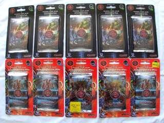 CHAOTIC TRADING CARD GAME TCG 10 PACKS ZENITH HIVE & DAWN PERIM