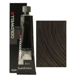 Goldwell Topchic Professional Hair Color (2.1 oz. tube)   4N Beauty