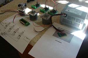 CNC 3 Axis Starter kit 3motors 3drivers Power supply breakout board