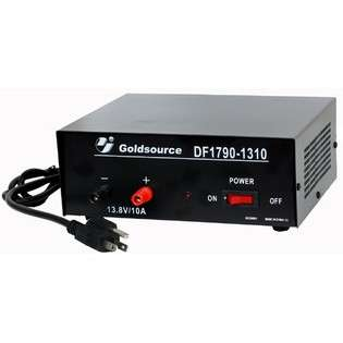 Goldsource® DF1790 1310 DC Regulated 13.8 Volt / 10 Amp Switching
