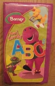 BARNEY & FRIENDS DINOSAUR SANTA ROCK ABC SCHOOL NUMBER CAR ZOO