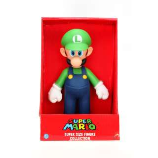 NIP 2009 Banpresto Super Mario Luigi Vinyl Figure