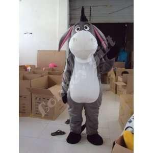 Eeyore Donkey Winnie the Pooh Friend Mascot Costume Toys