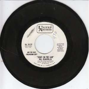 Sailor From Gibraltar/Eight On The Lam (45 Single): Music