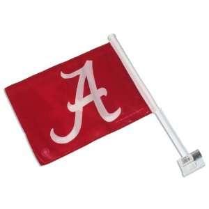 Alabama Crimson Tide Car Flag Patio, Lawn & Garden