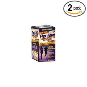 Flex A Min Triple Strength Joint Flex Formula Plus Vitamin