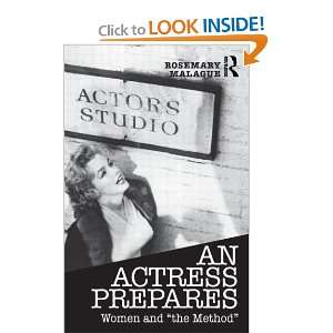 An Actress Prepares: Women and the Method (9780415681575