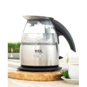Dr. Weil 9805 The Healthy Kitchen 1 3/4 Quart 1500 Watt Electric Water