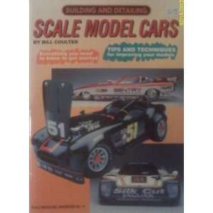 Building and Detailing Scale Model Cars (9780890241134