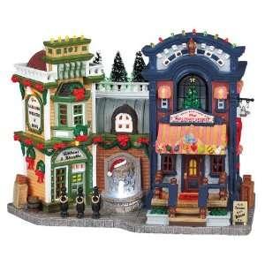 Lemax Caddington Village Collection Holiday Treasures