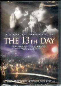 The 13th Day   the Story of Our Lady of Fatima NIB DVD