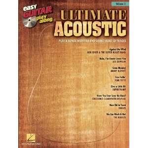 Acoustic   Easy Guitar Play Along Volume 5 (Book/Cd) (Easy Guitar