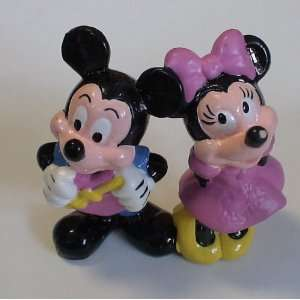 Disney Mickey and Minnie Mouse Pvc Figure Toys & Games