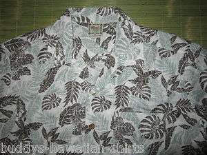 Hawaiian Aloha Style Shirt NEW Mens MED LRG XL 2XL Pali Tropical
