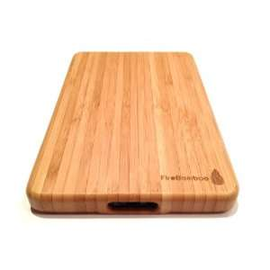 Natural Wooden Bamboo Kindle Fire Case by FireBamboo