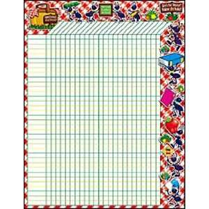 FANTASTIC ANTS INCENTIVE CHART Toys & Games