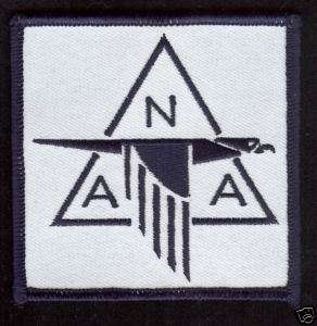 NAA NORTH AMERICAN AVIATION PATCH P 51 APOLLO XB 70 T 6