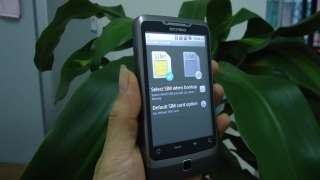 Unlocked GSM Dual sim Android Smart Cell phone GPS WIFI AT&T T