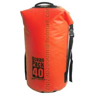 Karana Ocean Dry Pack Waterproof Kayak Shoulder Bag 40L