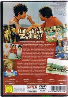 DVD Hilfe, ich liebe Zwillinge Roy Black, Uschi Glas