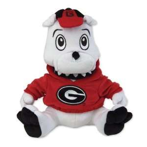 Georgia Bulldogs 9 Plush Mascot: Sports & Outdoors
