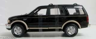 U MODELS Ford Expediion Eddie Bauer schwarz 118 OVP |