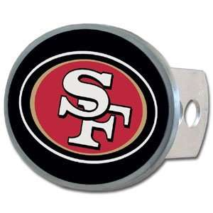 NFL San Francisco 49ers Hitch Cover   Class III  Sports