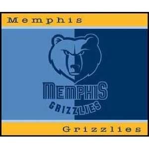 Basketball Memphis Grizzlies 60X50 All Star Blanket/Throw   Fan Shop