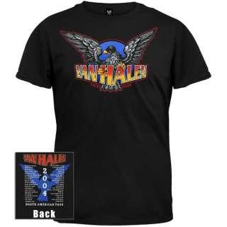 Van Halen   Eagle 04 Tour T Shirt