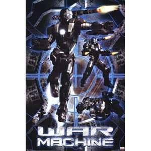 Iron Man 2   War Machine   Poster (22x34)