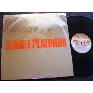 KISS / Double Platinum; 2 LP Music