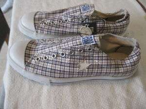 Mens Converse One Star DX Slip Canvas Sneakers Shoe 13
