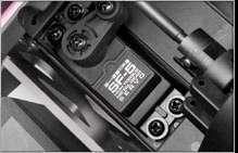 HPI Racing 105933 1/8 Savage Flux 2350 2.4GHz RTR