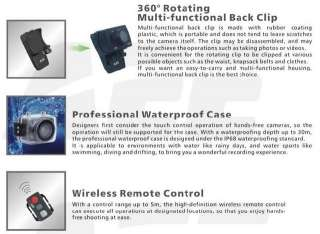Professional AEE waterproof action camcorder SD 26 SD20 camera