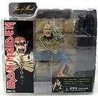 Iron Maiden PIECE OF MIND EDDIE MASK latex rubber adult 13 inch NECA