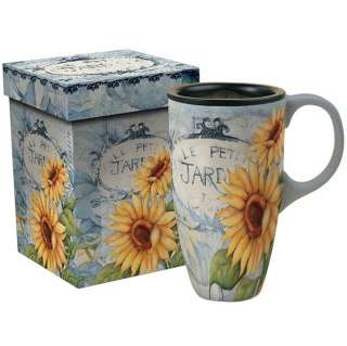 Lang Le Jardin Latte Ceramic Mug Coffee Cup NEW