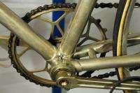 Vintage Durkopp Adler German Track Bicycle Bike Nickel Frame Titan