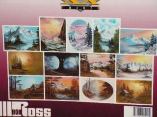 Bob Ross NEW Joy of Painting # 20 BOOK(See pictures)
