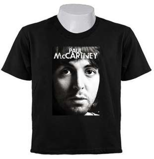 Sir James Paul McCartney, T SHIRT, most successful musician and
