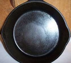 Wagner #4 Cast Iron Skillet