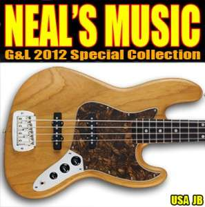 2012 Special Collection USA JB Alnico V pickups Electric Bass