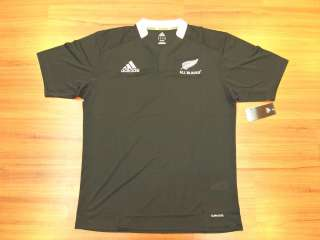 New All Blacks Rugby Jersey Shirt 2012 All Size with Tag