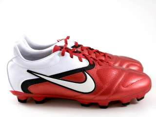 Libretto II FG White/Red/Black Soccer Futball Cleats Boots Men Shoes