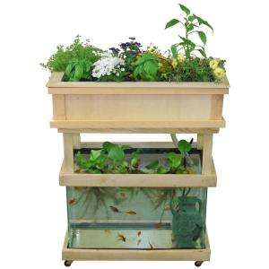 Earth Solutions Little Tokyo Aquaponics Container Gardening without a
