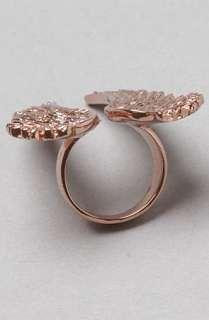 Wildfox The Angel Wings Ring in Rose Gold  Karmaloop   Global