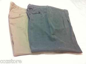 Tommy Bahama Mens Casual Dress Slacks Pants Waist 44 Inseam 32 34