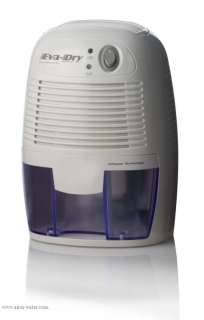 EvaDry Brand Low Energy Portable Electronic/Elctronic Air Dehumidifier