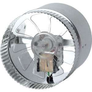 INCH INLINE DUCT FAN EXAUST BOOSTER BLOWER CASE OF 9