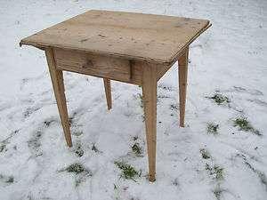 Esstisch altes holz tisch tafel gro er tisch kiefer alt for Kleiner tisch kiefer